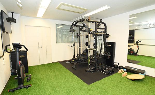 Cinderella Personal Gym
